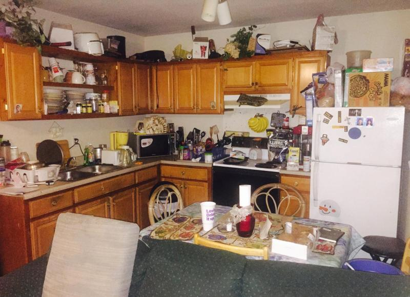 Messy Construction Kitchens : Top most cluttered places in your home freshclean